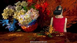 Carpe diem - Virtual reality painting