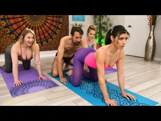 [1080p HD] Steve Holmes, Brooklyn Gray The Guru Of Gape [BRAZZERS]