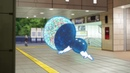 Asura Гатчамен Отряд Галактика Gatchaman Crowds - 12 серия END MVO