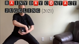 Rainy Day Contact Juggling (2021)