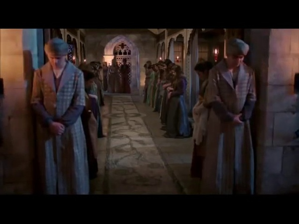 Свадьба Фахрие и Дервиша|Великолепный век Империя Кёсем