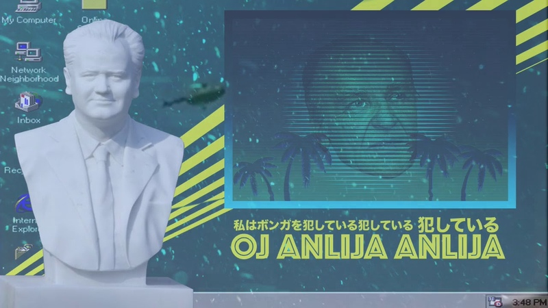 Oj Alija Alija but It's Synthwave