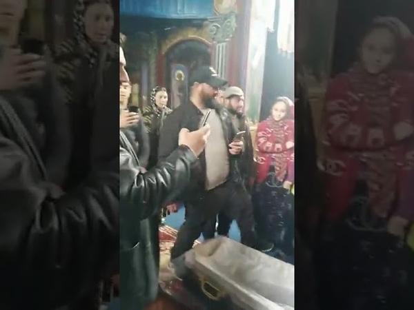 Scene de evul mediu in biserica ortodoxa