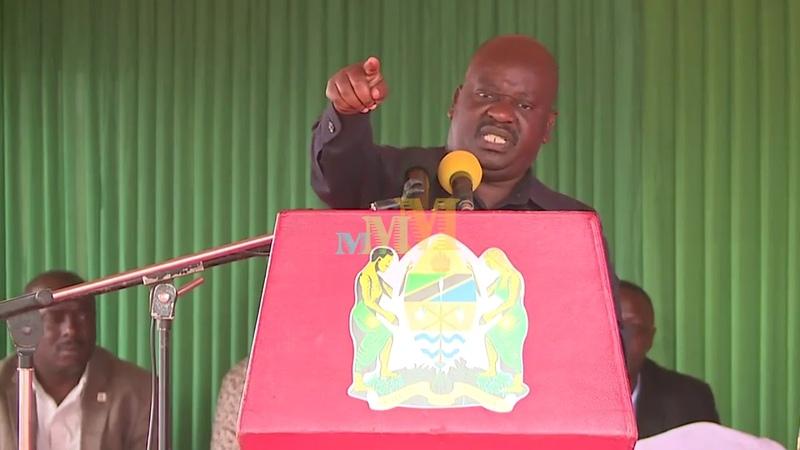 Wananchi wa Kongwa waja juu kisa barabara ya lami ya kutoka Mbande kuja Kongwa lazima ifike Kongwa