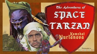 Adventures of Space Tarzan! Bullseyeing Predator: Hunting Grounds