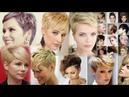 Модная стрижка пикси для женщин Подборка модных коротких стрижек Fashion Pixie Haircut For Women