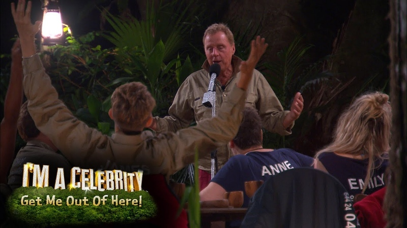 The Tunes Come Out at the Jungle Arms Im A Celebrity Get Me Out Of Here!