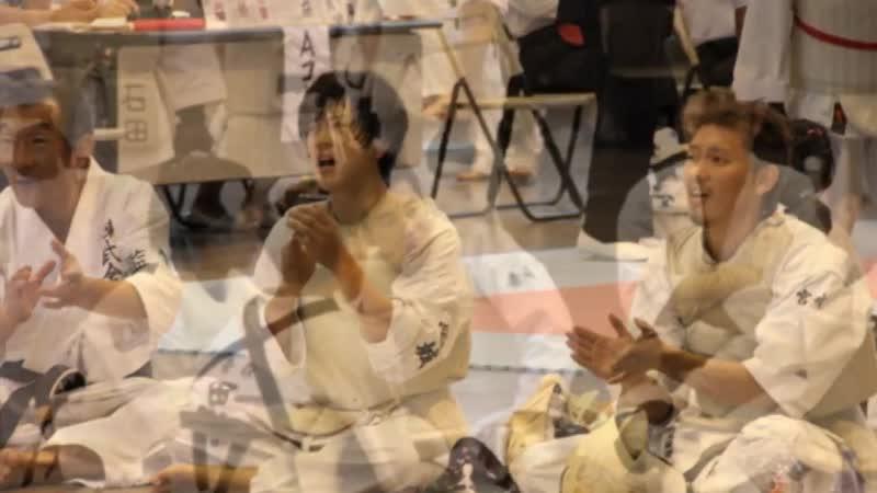 Traditional KARATE in Japan