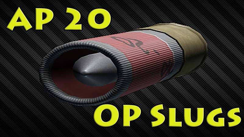 AP Slugs are OP! - Escape From Tarkov