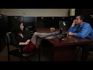 Veronica Avluv - Bangin the Boss (Scene 4), Anal, Milf, Squirt