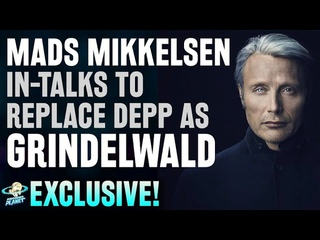 EXCLUSIVE! Mads Mikkelsen In-Talks To Replace Johnny Depp as Grindelwald in Fantastic Beasts 3