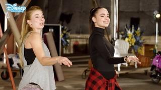 """Descendants 2 - Dance tutorial di """"Chillin' Like A Villain"""" con Sofia Carson"""