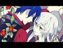 Аниме клип AMV MMV Аристия × Руфелис `от твоей любви мне очень душно`