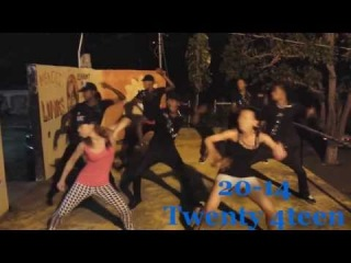 Jamaica to Japan Link Up ft Xklusiv Dancers Latest Dance Moves Edition
