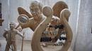 Поездка в Рускеалу Карелия.20.02.21.Музей деревянной скульптуры «Обитель ангелов»