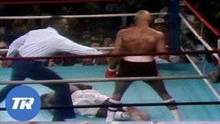 "Marvin Hagler vs. William ""Caveman"" Lee Free Fight | DEVASTATING KO FREE FIGHT"