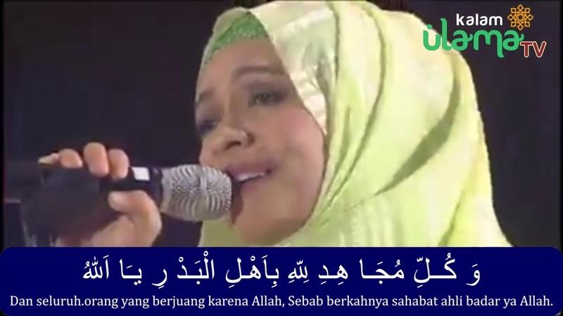 VIRAL Sholawat Badar Asli Indonesia Menggema Di Luar Negeri Teks dan Terjemahnya