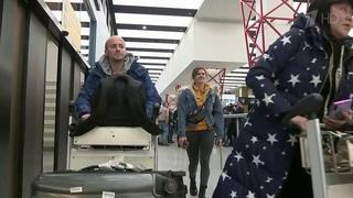 В Москву вернулись россияне, которые две недели провели на карантине в Тюмени.