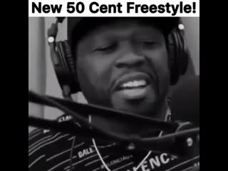Freestyle by 50 cent on Poetics Podcast