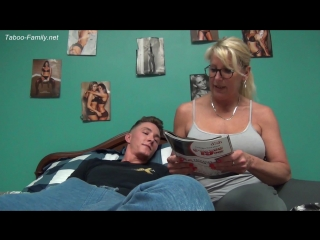 Bianca (mommy's bedtime story) incest milf mature mom mother son sex porno