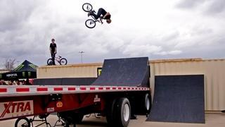 Monster Energy BMX Street Style - Arlington, TX