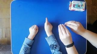 Пальчиковая гимнастика для детей 3–5 лет в стихах