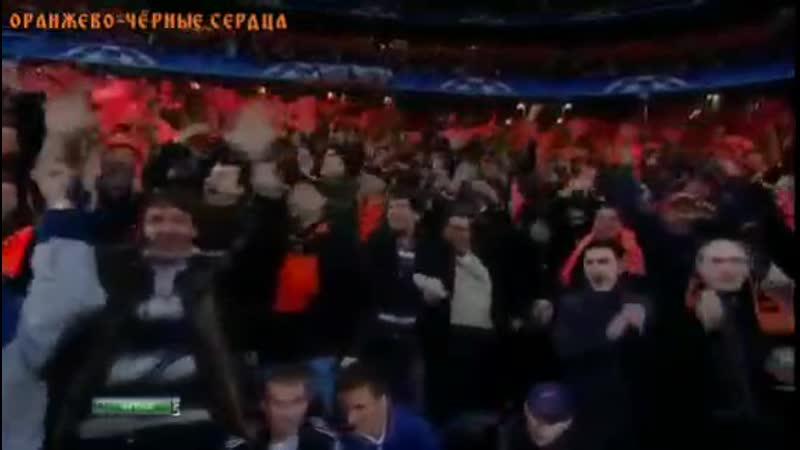 Виллиан в ворота Зенита на Донбасс Арене 19.10.2011 г.
