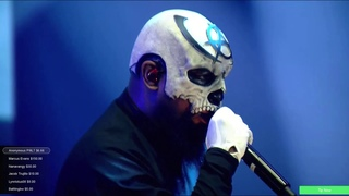 Tech N9ne with Krizz Kaliko   Sessions at Strangeland Soundstage (07. 11. 2020.)