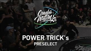 POWER TRICK's 2020 battle PRESELECT at  COMBONATION x2 #bmvideo
