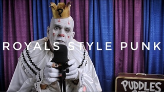Puddles Pity Party - Royals (Lorde cover)
