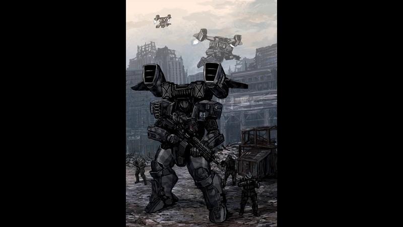 Скелетон Визард Буря звездной войны Том 23 Часть 1 Читает Adrenalin28