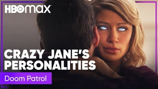 Crazy Jane's Most Badass Personalities | Doom Patrol | HBO Max