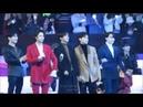 171201 MAMA in HK - Fanboys SUJU Taemin React to EXO's Power