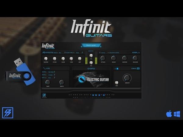Infinit Guitars VST Demo