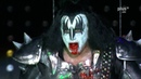 KISS - Gene Simmons Bass Solo / I Love It Loud - Rock Am Ring 2010 - Sonic Boom Over Europe Tour