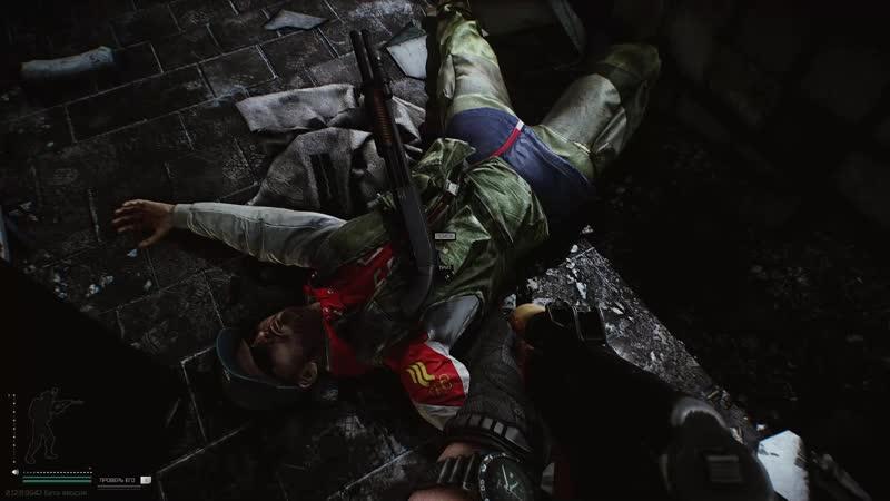 Escape From Tarkov PVE на самой сложной сложности АДРЕНАЛИН В ЗАШКАЛИВАЕТ МНОГО БОТОВ ^ ^