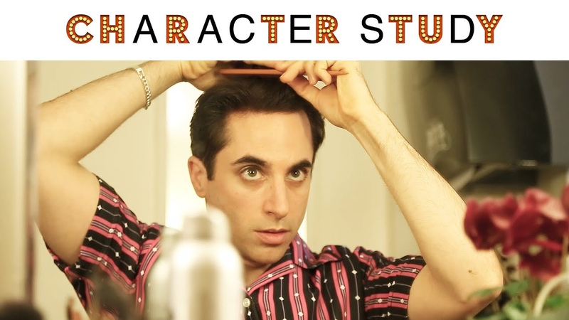 Character Study Joseph Leo Bwarie Becomes Frankie Valli Backstage at JERSEY BOYS on Broadway