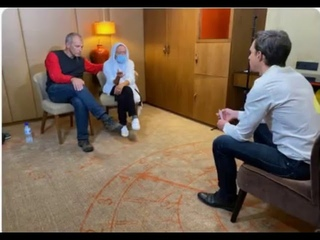 Макрон был в шоке, что француженка 70-лет приняла Ислам.