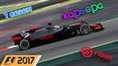 F1 2017 КАРЬЕРА 1 СЕЗОН - МОНАКО ГОНКА ЧАСТЬ 1 15