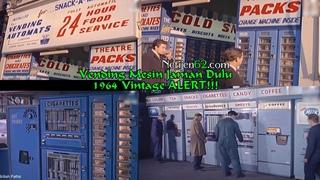 1964 Jadul vending machine Vintage Slot Machine