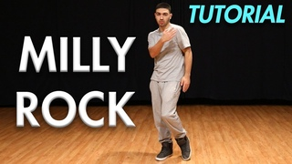 How to do the Milly Rock (Hip Hop Dance Moves Tutorial)   MihranTV
