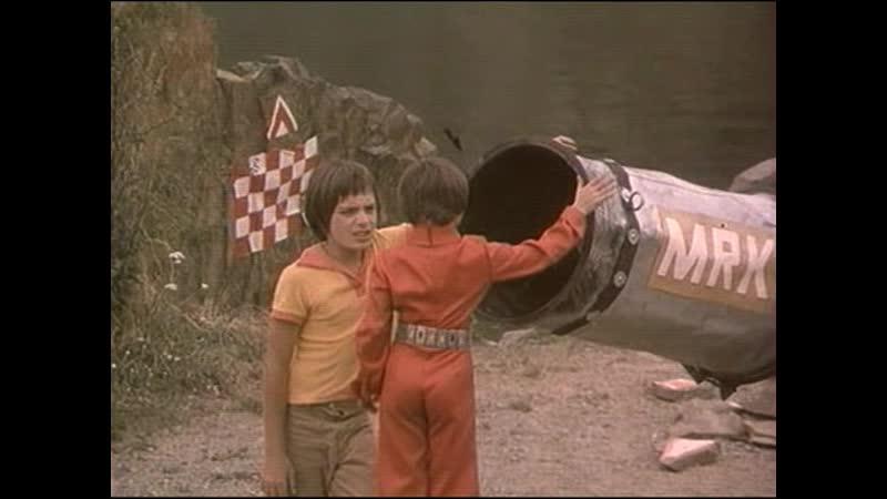 Приключения в каникулы 9 серия Чехословакия 1978