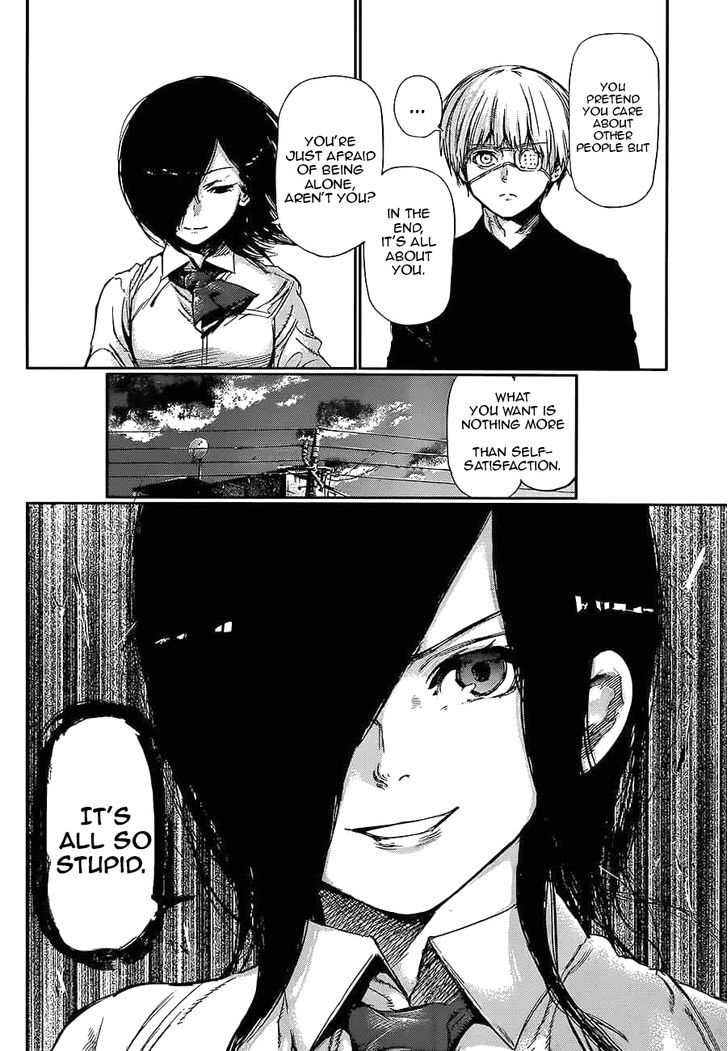 Tokyo Ghoul, Vol.12 Chapter 120 Touka, image #8