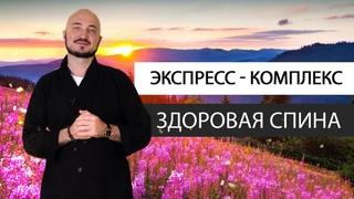 Экспресс-комплекс ЗДОРОВАЯ СПИНА. Константин Перо. Академия Целителей