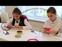 Открытие Точки роста в школе № 1 г. Приозерска - Красная звезда