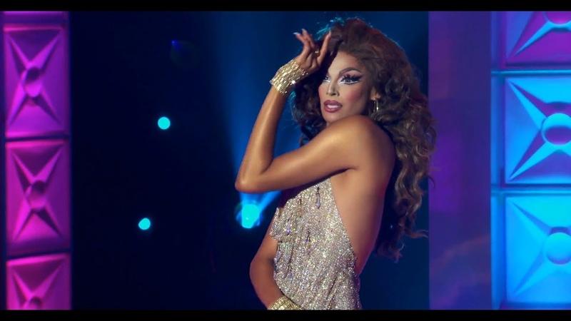 Rupaul's Drag Race All Stars 4 - LipSync : Valentina vs Monet X Change [FULL HD60FPS]