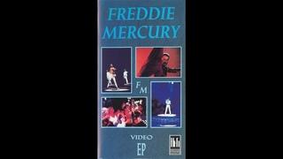 Freddie Mercury - Video EP (1986)