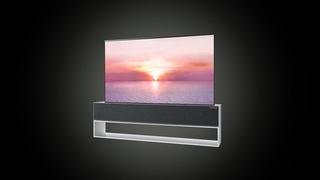 Распаковка первого в мире скручивающегося телевизора LG SIGNATURE OLED R