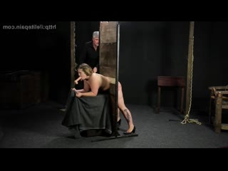 ElitePain - PUNISHED Stella [BDSM, porno, Sex, kinky, hard, rough]