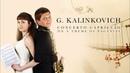 Kalinkovich Concerto Capriccio Theme of Paganini Sergey Kolesov (saxophone) Elena Grinevich (piano)